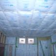 天井 充填断熱