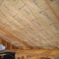 増築部 屋根充填断熱