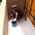 バルコニーの防水工事