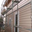外壁工事 1