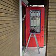 エントランスドア 塗装