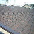 屋根葺き 完了