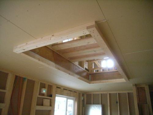 1階 天井