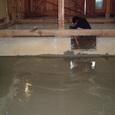 防湿コンクリート 3