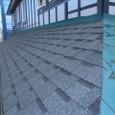 下屋(屋根葺き)